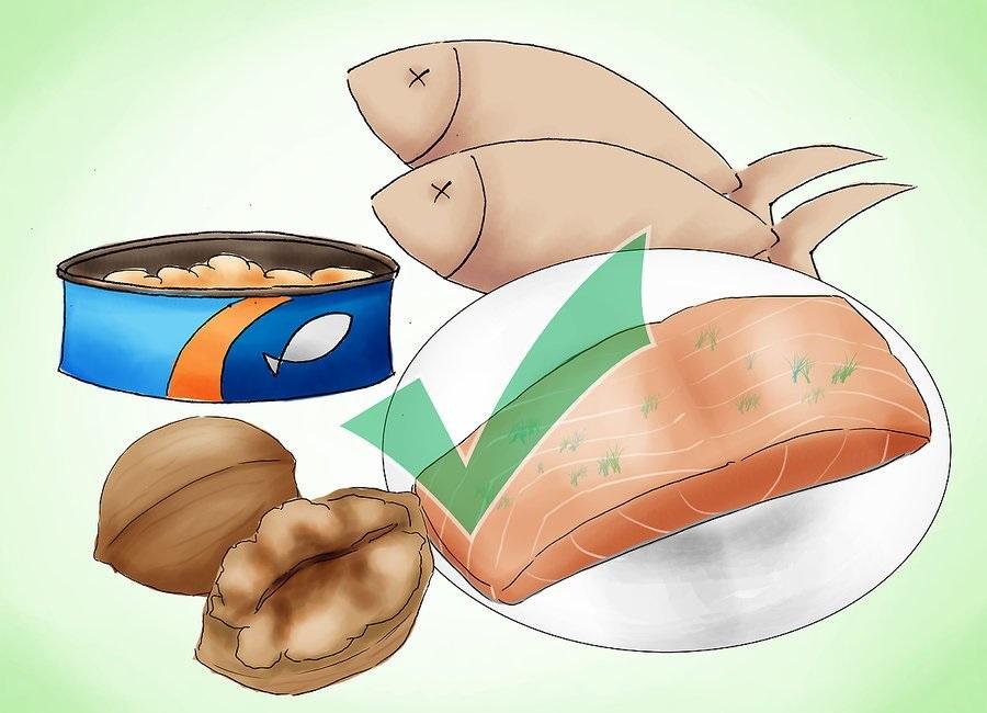 نقش غذا در کاهش استرس