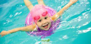 وسایل مخصوص شنای کودکان