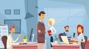 ۱۱ راه برای حفظ سلامتی در محیط کار