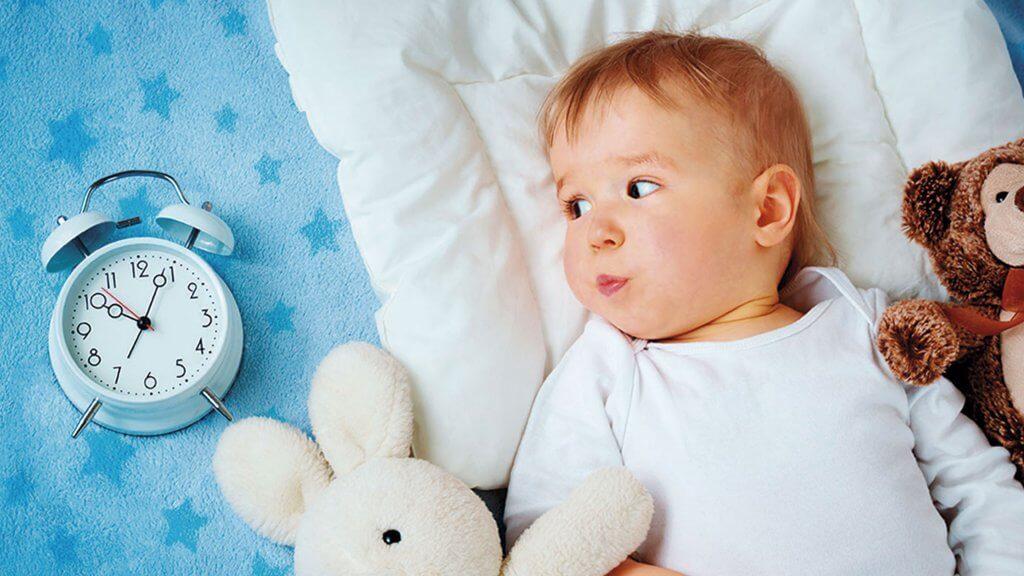 شب بیداری نوزادان