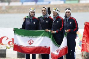 تیم روئینگ چهار نفره ایران