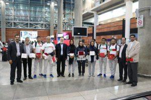 ایران در هفتمین روز بازیهای آسیایی