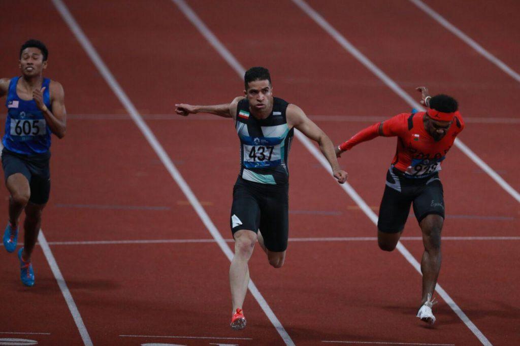 حسین تفتیان در بازیهای آسیایی