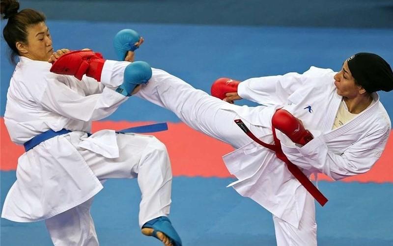 زنان در کاراته جاکارتا