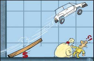 افزایش قیمت خودرو در امسال