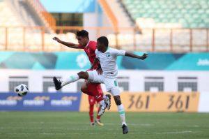 درگیری لفظی مسئولین ایران و عربستان در بازی تیم امید ایران و عربستان