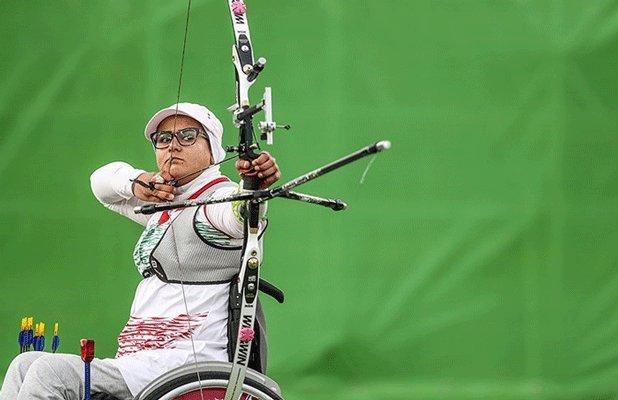تیر و کمان در پارالمپیک