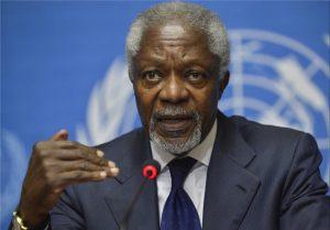 کوفی عنان، دبیرکل پیشین سازمان ملل درگذشت (زندگینامه)