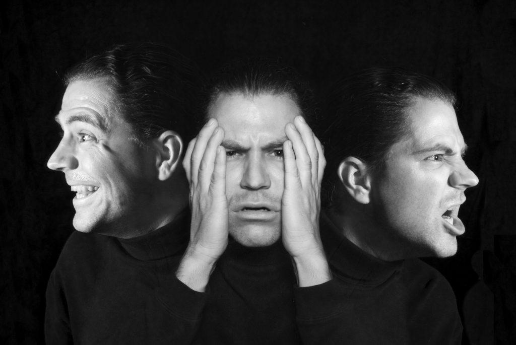 اختلال شخصیت دوقطبی، دوره های سرخوشی و افسردگی