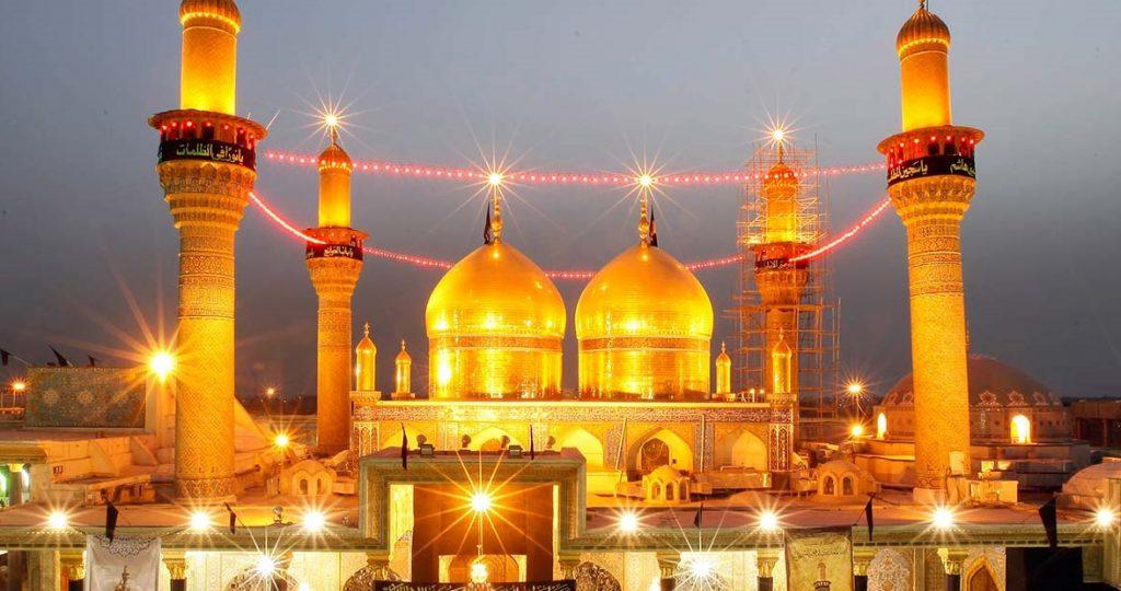 حرم امامین کاظمین در عراق
