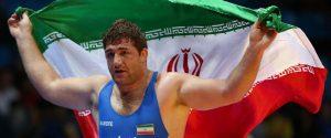 ایران در سومین روز بازیهای آسیایی