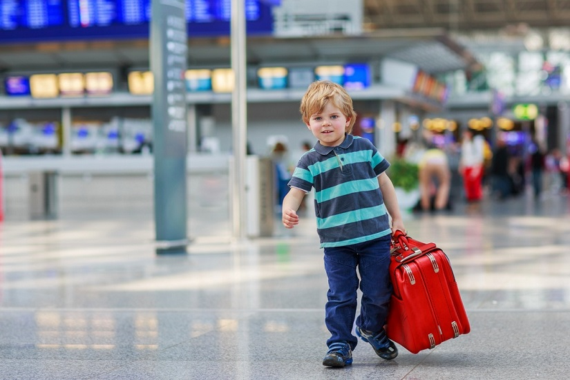 چگونه وسایلم را در چمدان بچینم