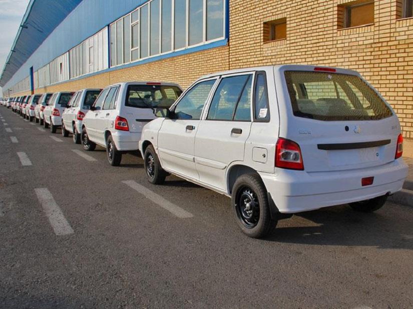 پیش فروش خودروهای سایپا