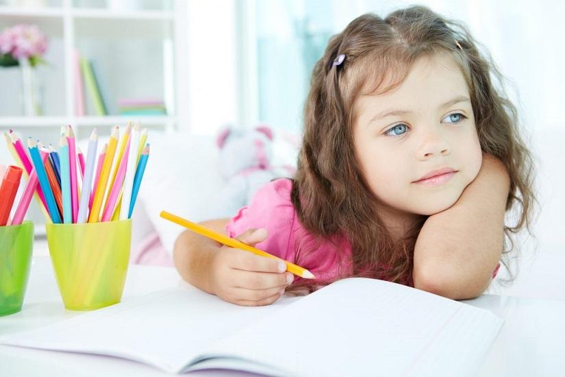 خلاقیت کودکان را بهتر بشناسید
