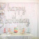 تم تولد حباب رنگی / جشن تولد دخترانه
