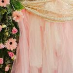 تم تولد جنگل پروانه ای - تولد دخترانه