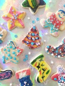 جشن تولد با تم زمستان