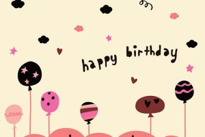 چند ایده برای کارت تبریک تولد