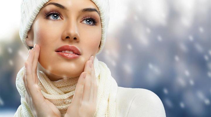 پوست زیبا در زمستان