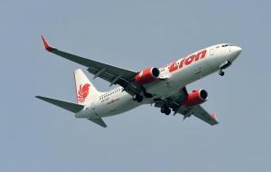 سقوط هواپیمای اندونزیایی با ۱۸۹ مسافر / ۲۰ مقام دولتی نیز در هواپیما حضور داشتند