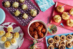 ۲۱ ایده غذا برای جشن تولد