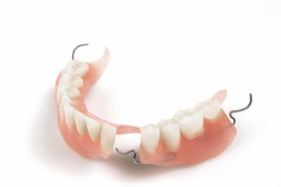 دندان تکه ای