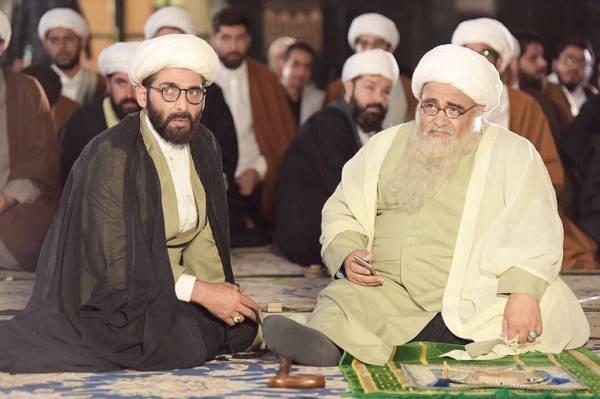 حمید گودرزی و محمدرضا شرفی نیا در سلام علیکم حاج آقا