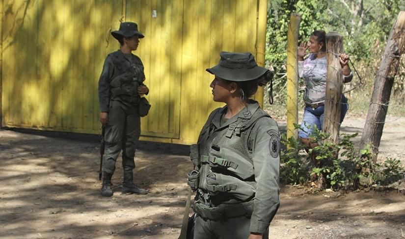 کودتا درونزوئلا و ناآرامی های اخیر