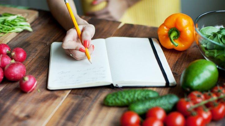 کم کردن وزن با رژیم غذایی