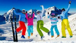 هزینه اسکی در تهران