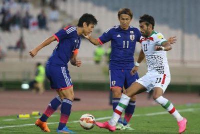 بازی ایران و ژاپن