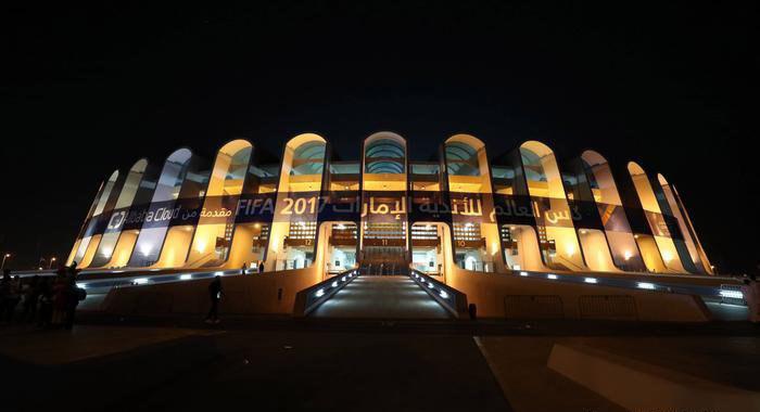 ورزشگاه محمد بن زاید