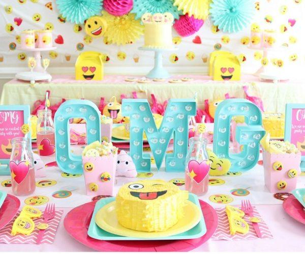 تم جشن تولد دخترانه