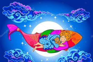 تعبیر خواب ماهی در حالت ها و رنگ های مختلف