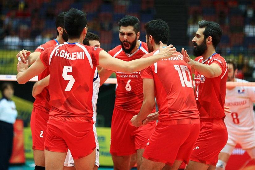 پیروزی تیم ملی ایران مقابل کره جنوبی