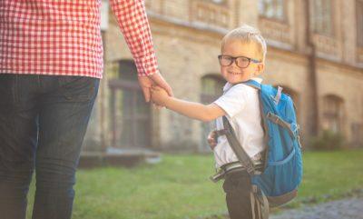 روز اول مدرسه