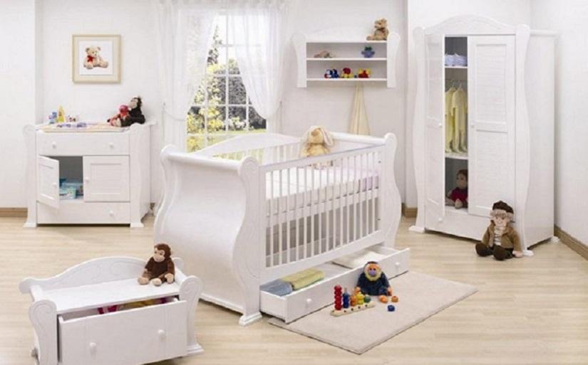 تزئین اتاق نوزاد